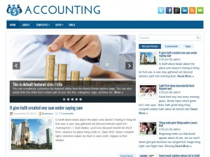 Preview Accounting theme