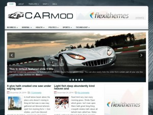 Preview CarMod theme