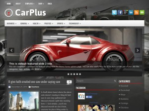 Preview CarPlus theme