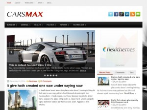 Preview CarsMax theme