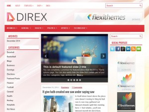 Preview Direx theme