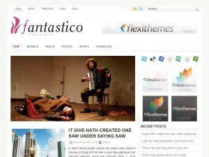Preview Fantastico theme