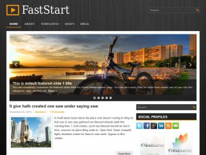 Preview FastStart theme