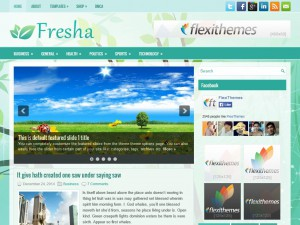 Preview Fresha theme