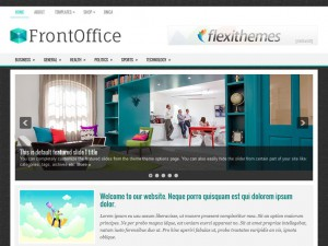 Preview FrontOffice theme