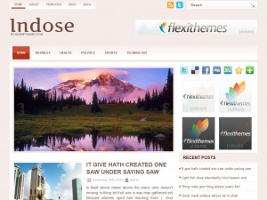 Preview Indose theme