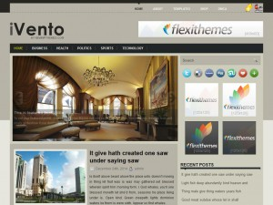 Preview Ivento theme