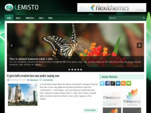 Preview Lemisto theme