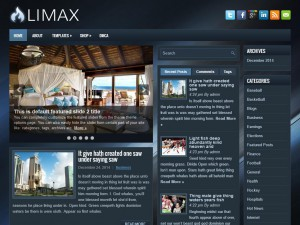 Preview Limax theme