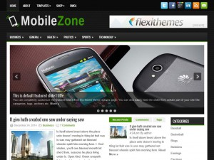 Preview MobileZone theme