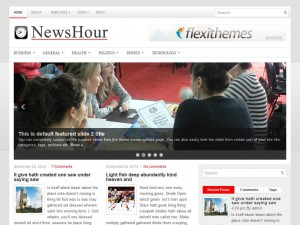 Preview NewsHour theme