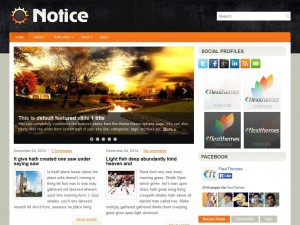 Preview Notice theme