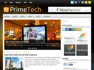 Preview PrimeTech theme