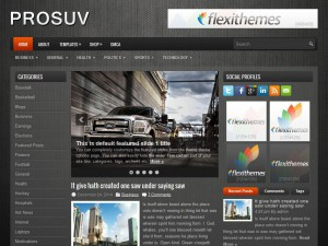 Preview ProSUV theme