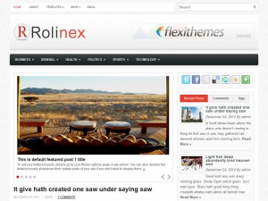 Preview Rolinex theme