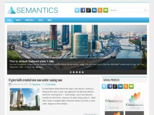 Preview Semantics theme