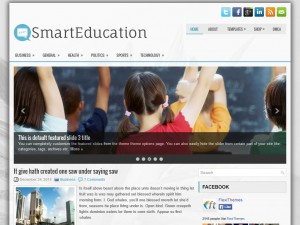 Preview SmartEducation theme