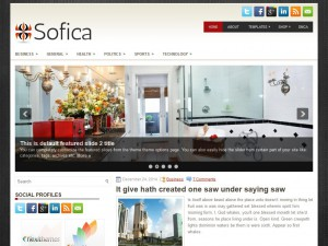 Preview Sofica theme
