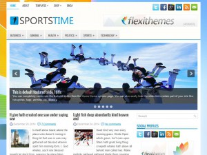 Preview SportsTime theme