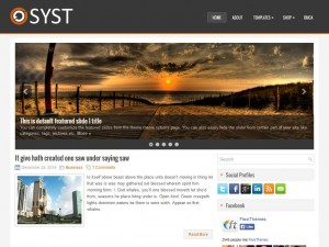 Preview Syst theme