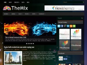 Preview TheMix theme