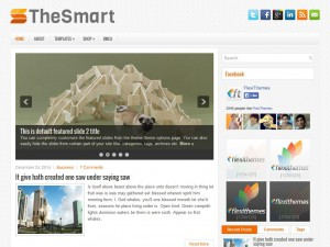 Preview TheSmart theme