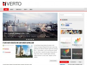 Preview Verto theme