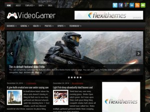 Preview VideoGamer theme