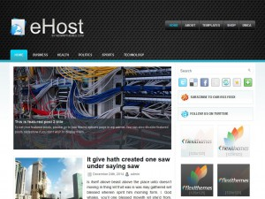 Preview eHost theme