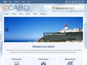 Preview Cabo theme