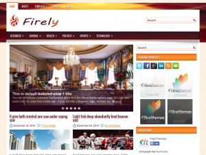Preview Firely theme