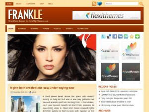 Preview Frankle theme