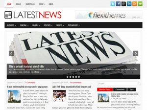Preview LatestNews theme