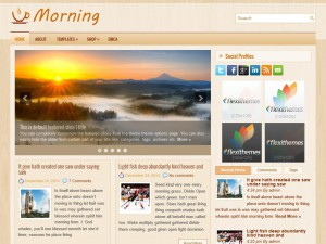 Preview Morning theme