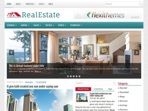 Preview RealEstate theme