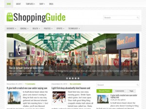 Preview ShoppingGuide theme