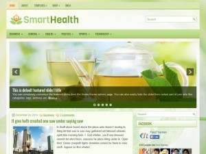 Preview SmartHealth theme